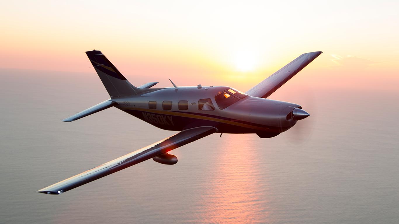 Piper M350 A2A