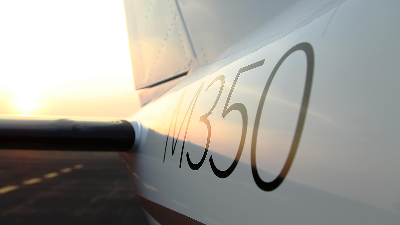Piper M350 word-mark
