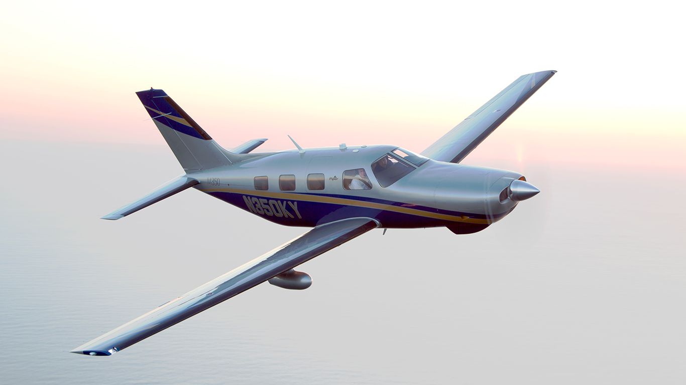Piper A2A M350