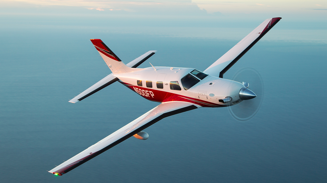 Piper M500 red