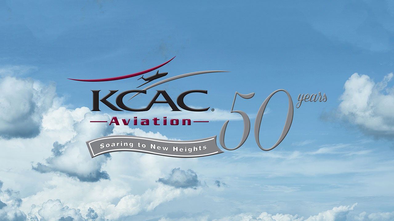 KCAC Aviation 50th (home)