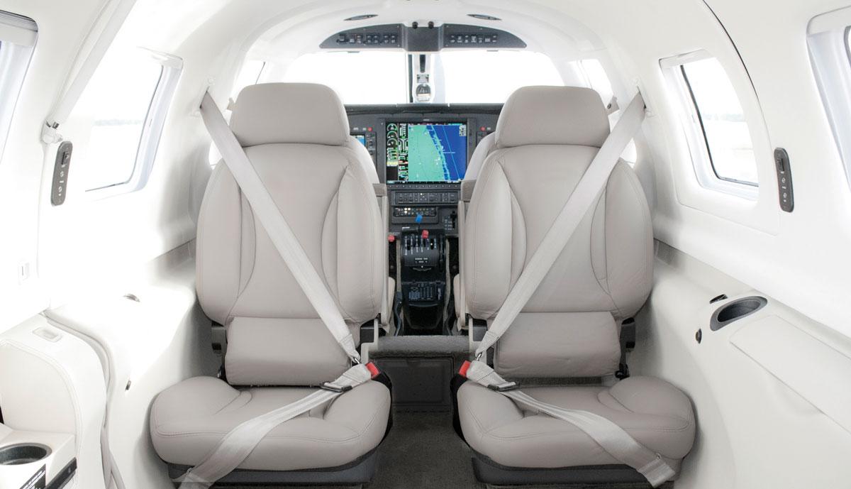 Piper Matrix Interior