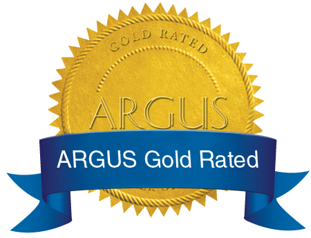 aircraft charter argus gold award