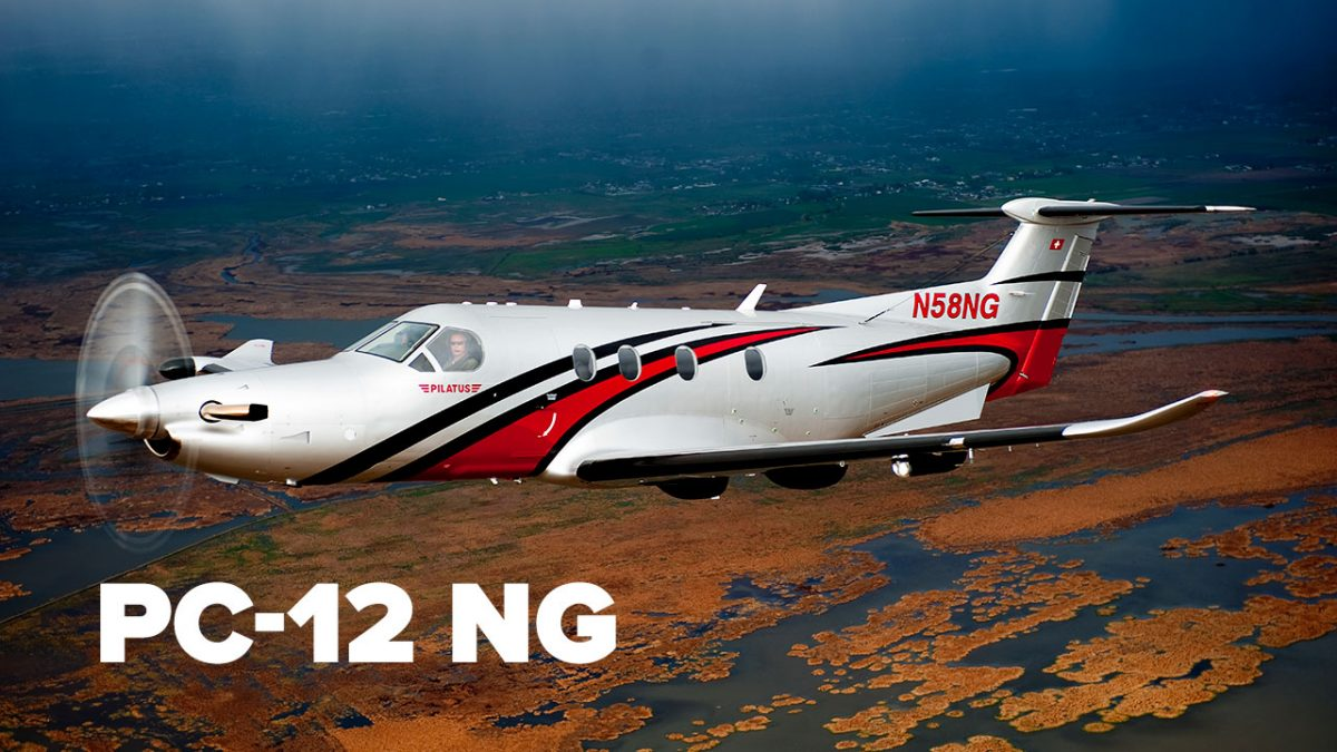 Pilatus Sales and Service Center PC-12 PC-24 | KCAC Aviation