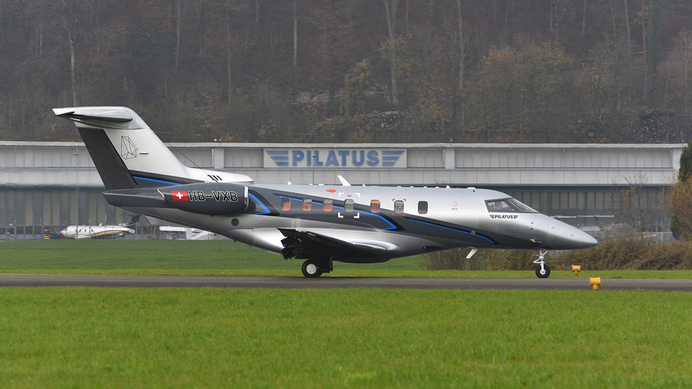 Pilatus Sales and Service Center PC-12 PC-24 | KCAC Aviation
