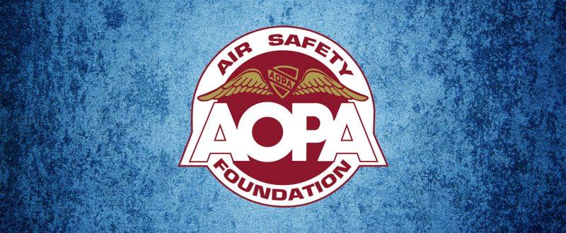 AOPA Safety Seminar hero