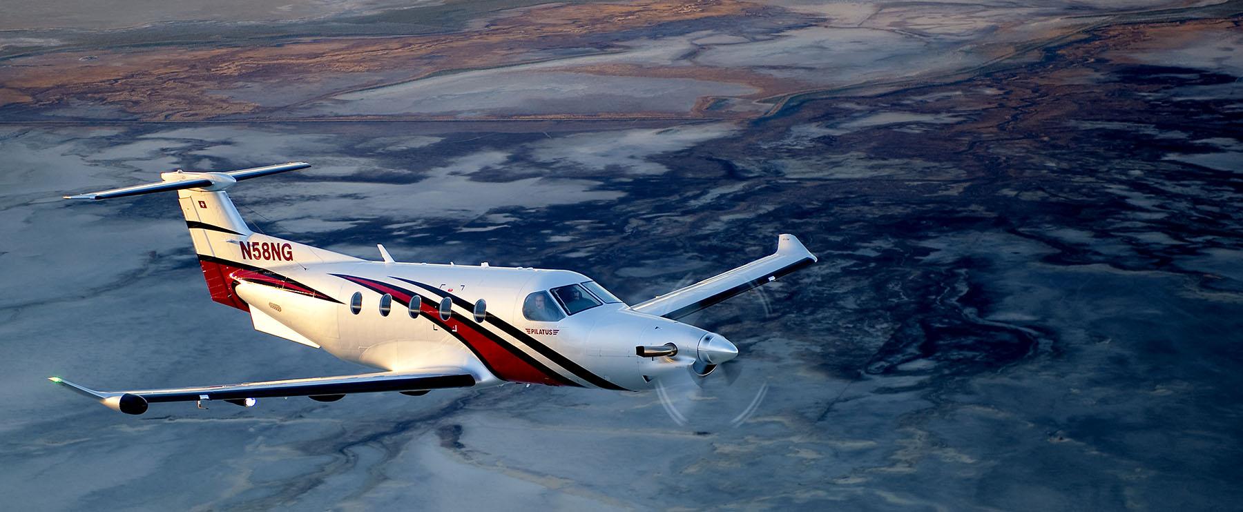 Authorized Pilatus Aircraft Dealer