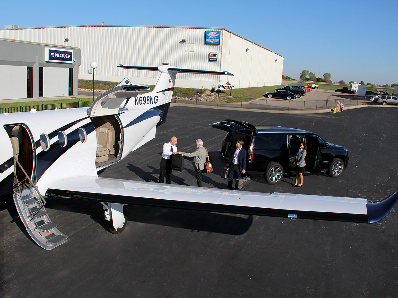 Aircraft Management Services KC