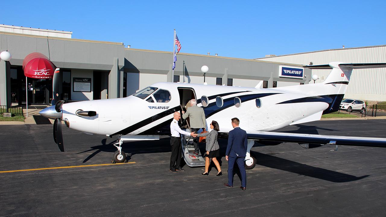 KC Aircraft Charter