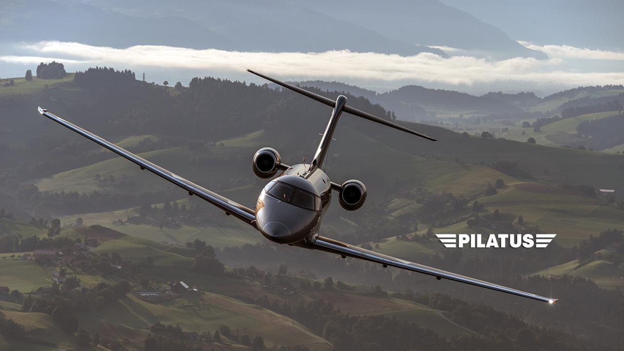 Pilatus PC-24 Super-Versatile Jet