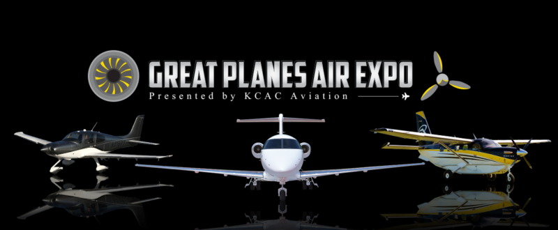 Great Planes Air Expo 2018