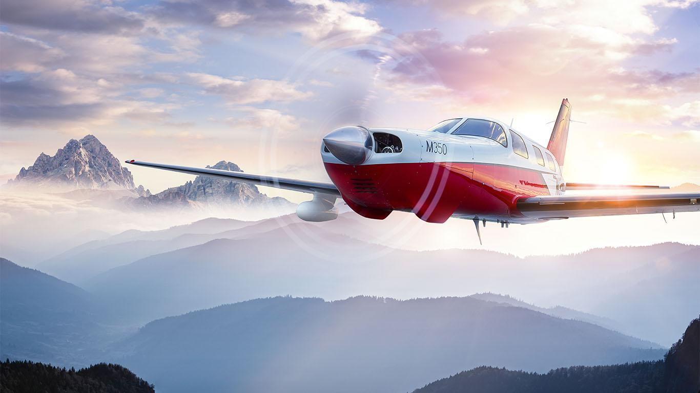 M350_Flight