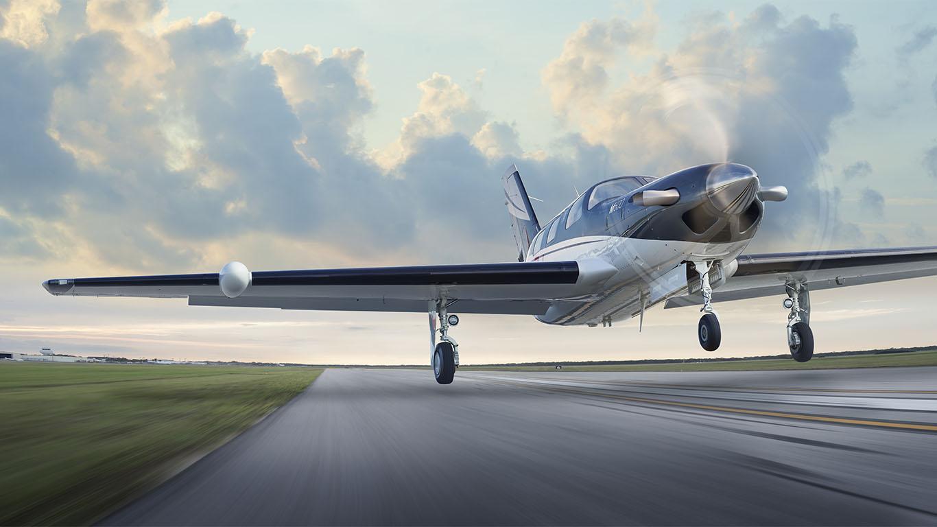 M600_Takeoff