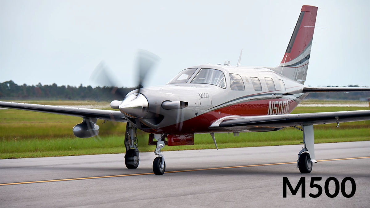 Piper Sales and Service for Piper M600, M500 and M350 | KCAC