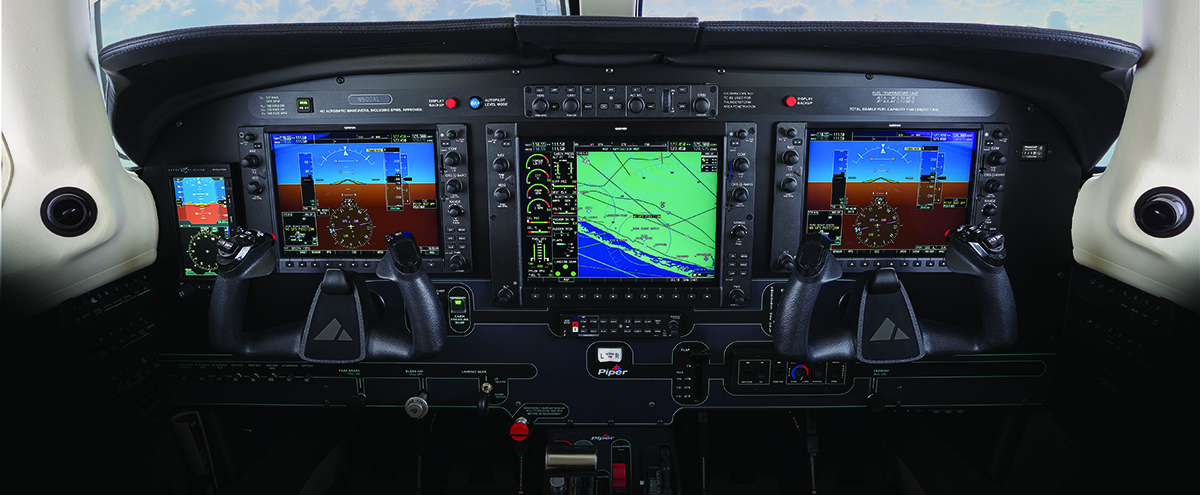 G1000 NXi for the next generation of Piper M350 and M500 aircraft