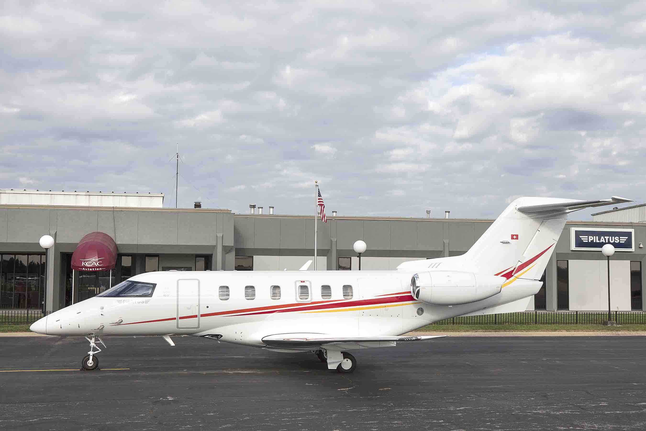 KCAC Aviation Delivers First Pilatus PC-24 in Midwest